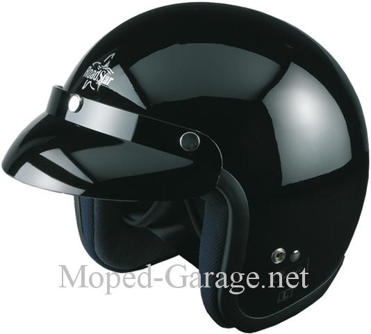 moped mofa moped roller retro jet helm. Black Bedroom Furniture Sets. Home Design Ideas