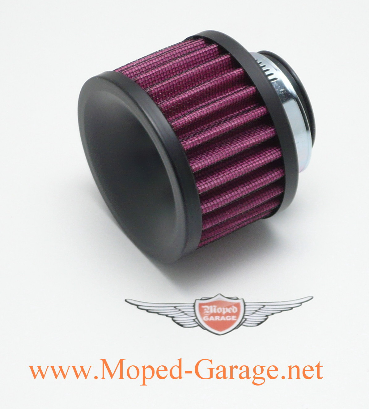 Zündapp Mofa Moped Roller Mokick KKR Tuning Power Luftfilter 52mm Neu*