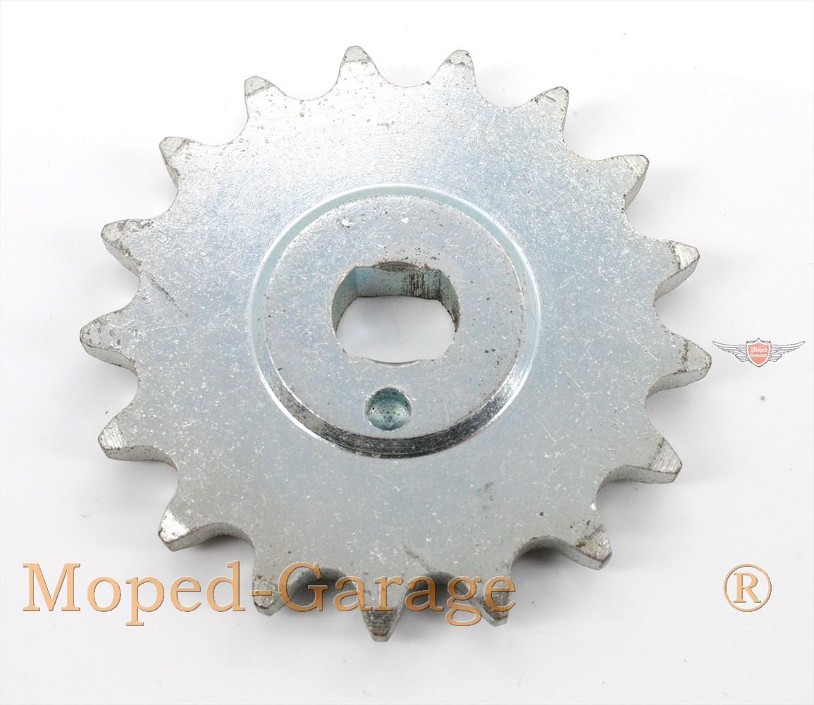 Kreidler Florett LF LH RMC Flory 15 er Motor Ritzel Moped 15 x 11mm Mofa Moped