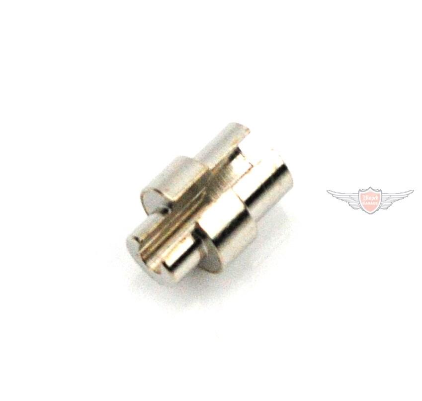 Hercules Prima M KTM Sachs Auspuff Schalldämpfer Einsatz 60mm Mofa Moped Neu*
