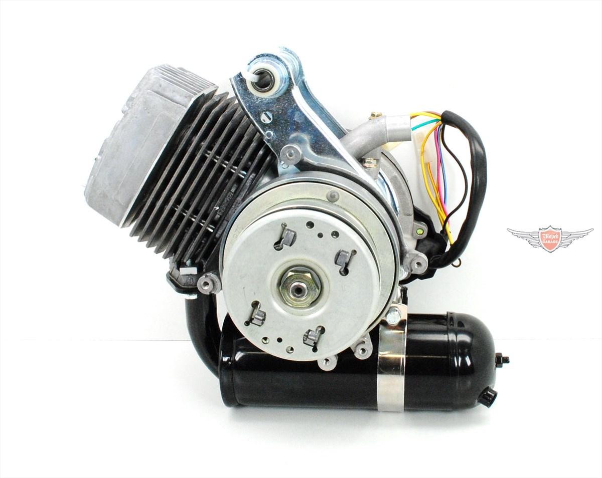 Moped-Garage.net | Peugeot 103 Mofa Moped Motor komplett Zündung ...