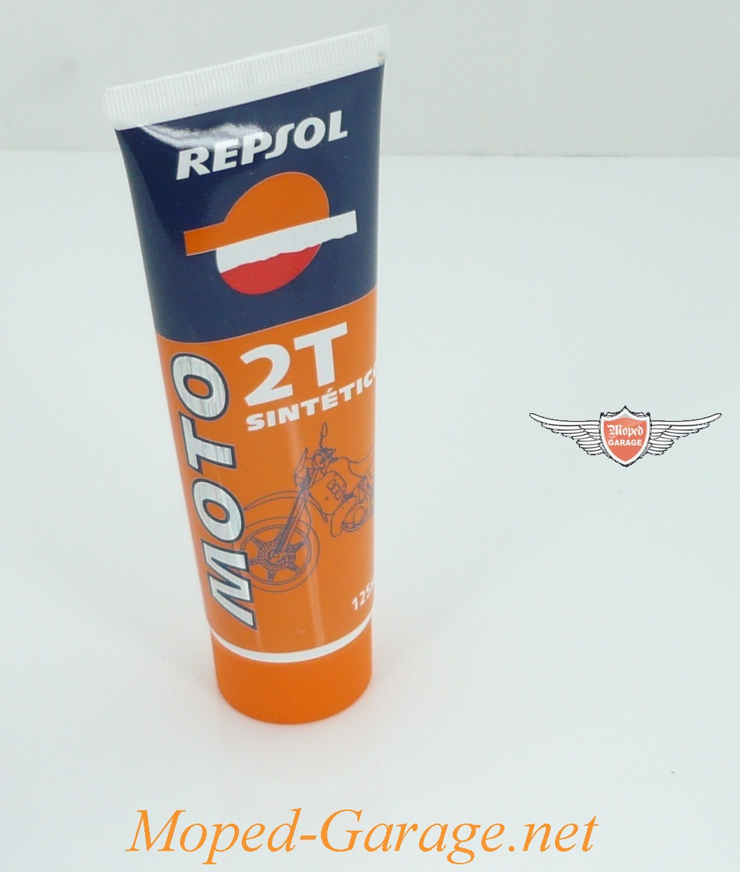 moped 2 takt l syntetic repsol 125ml moped. Black Bedroom Furniture Sets. Home Design Ideas
