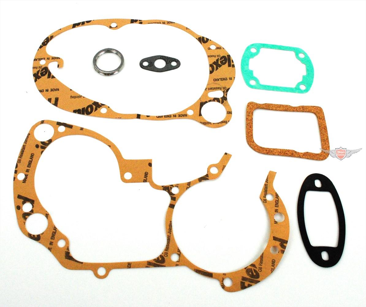 DKW KTM Rixe Sachs HR M Supra MK Benzinhahn M 12 Schlauch Filter Klemmen Set Neu