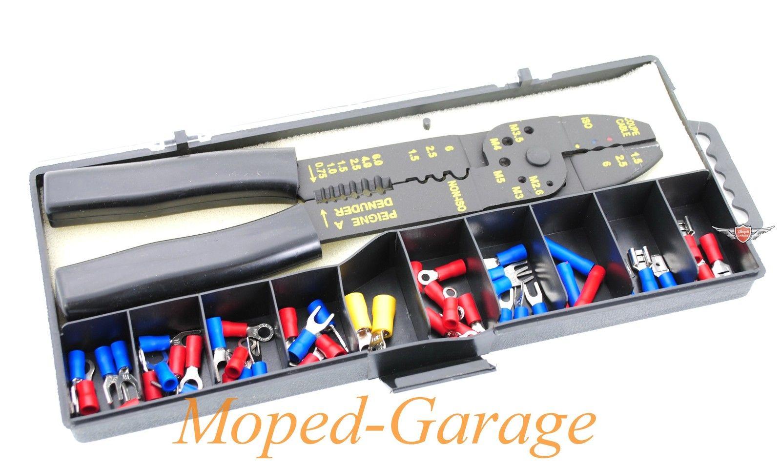 moped mofa moped elektrik anschluss set. Black Bedroom Furniture Sets. Home Design Ideas