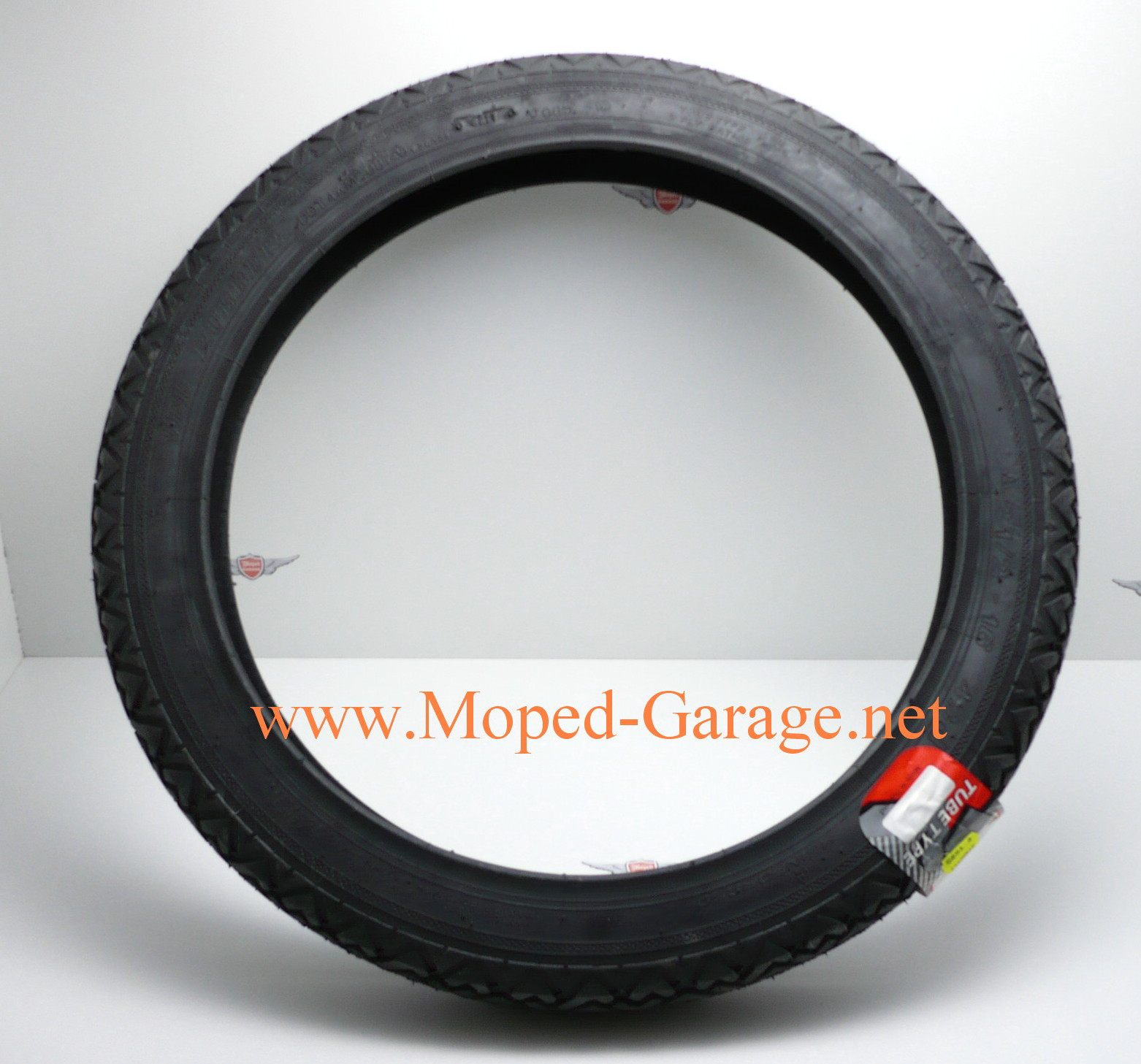 Zündapp KS GTS C CS  Moped Mokick KKR Weisswand Reifen 2,75 x 17 Zoll IRC Neu