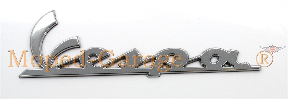 Piaggio Vespa Roller Moped Emblem Schriftzug groß 150mm Neu