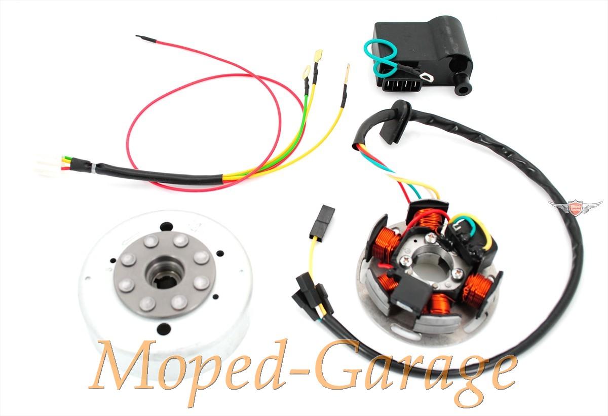 Moped-Garage.net | Kreidler Florett Flory LF LH RMC RS Stern Zündung ...