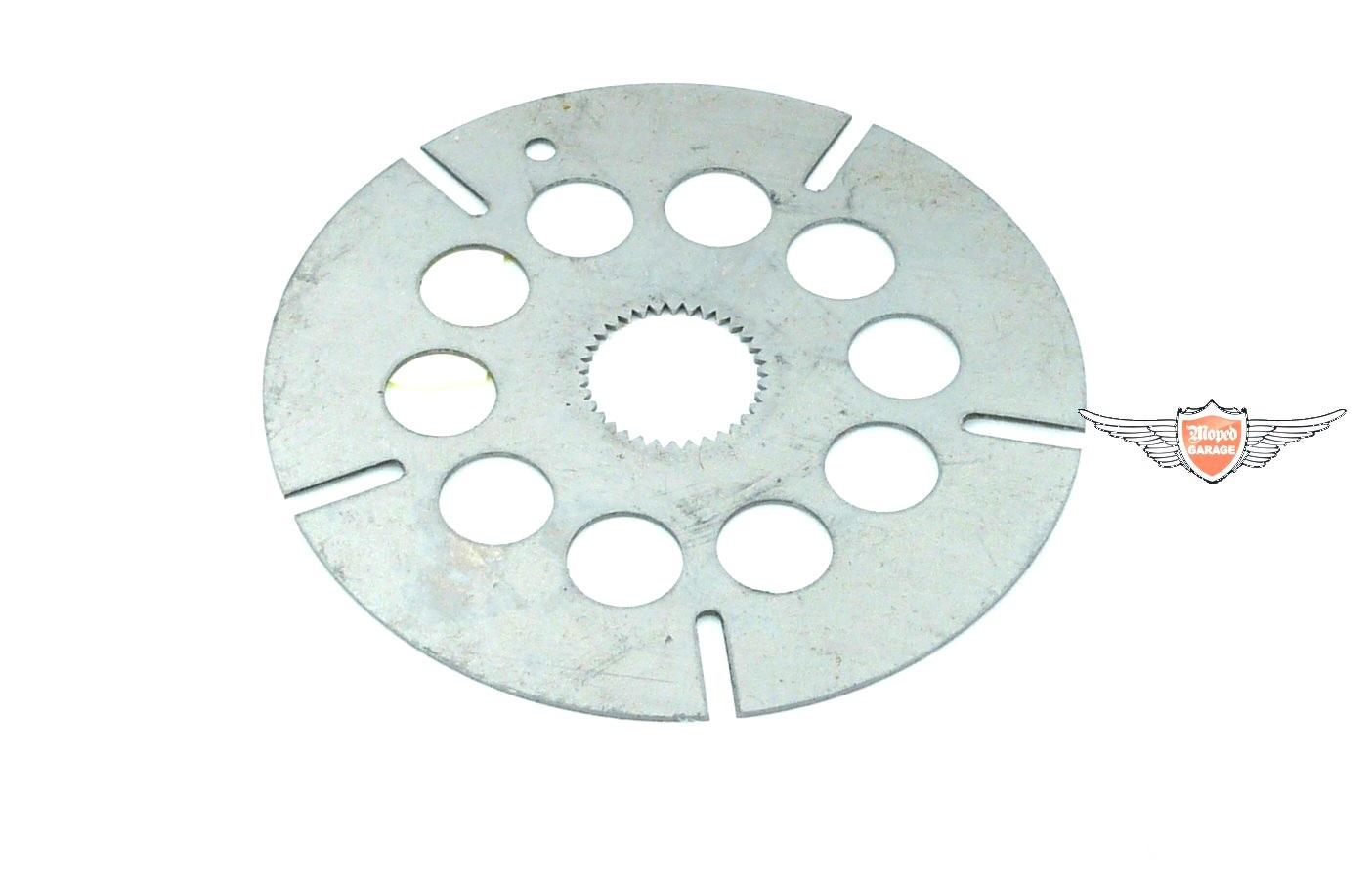 Zündapp Kupplung Stahlscheibe plan 265-06.130 ZD 20 40 25 50 TS Typ 446