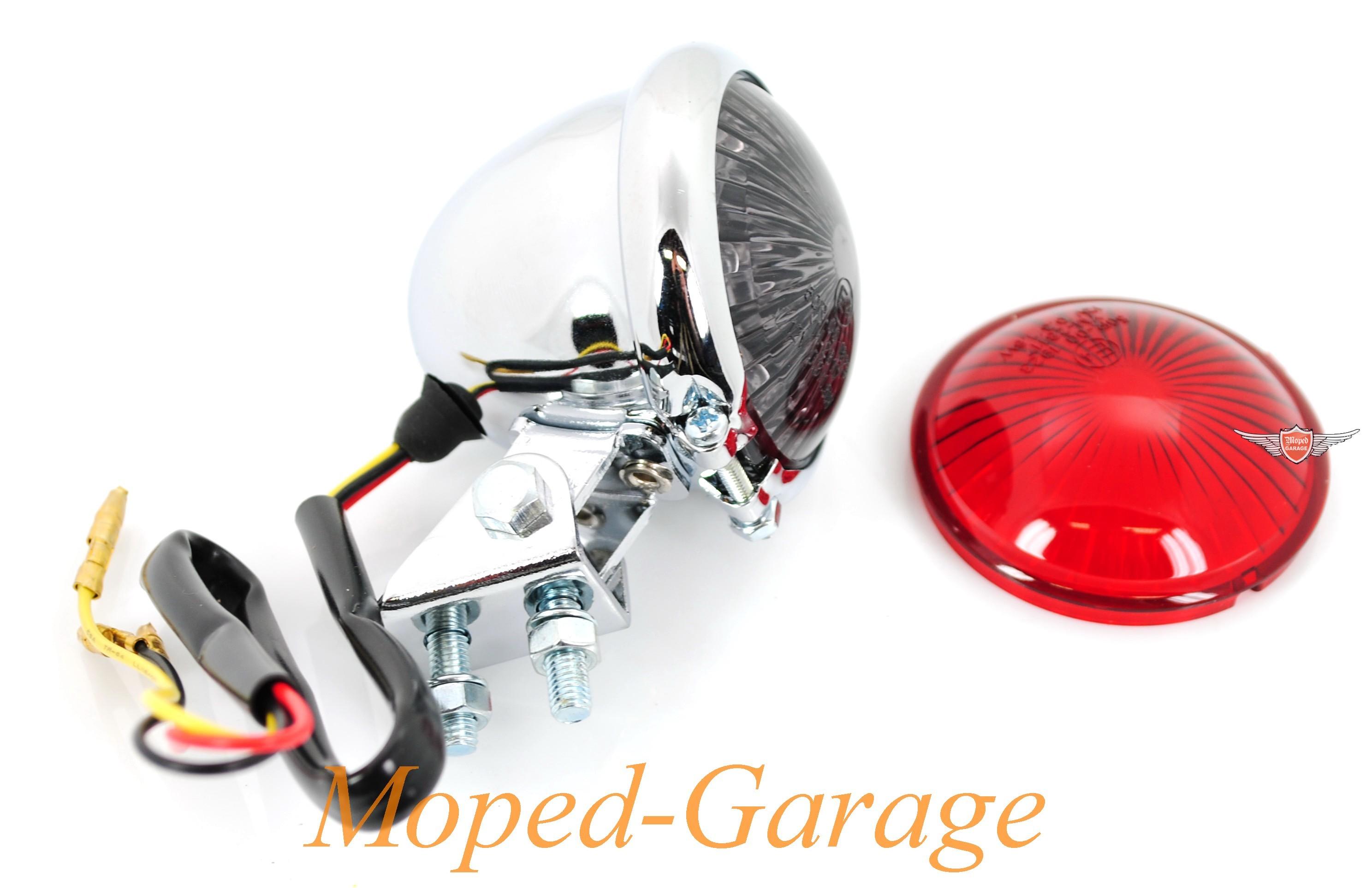 moped harley chopper motorrad bates style led. Black Bedroom Furniture Sets. Home Design Ideas
