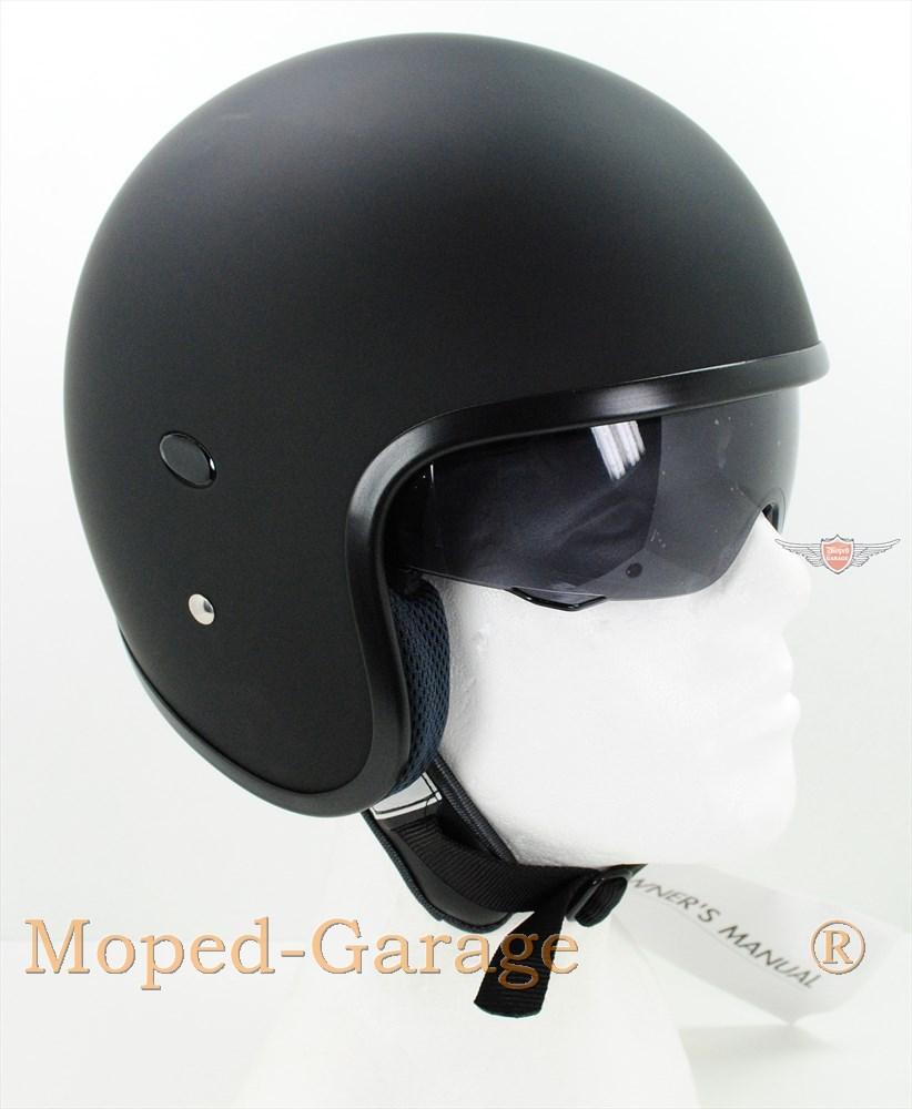 moped mofa moped roller motorrad jet helm. Black Bedroom Furniture Sets. Home Design Ideas