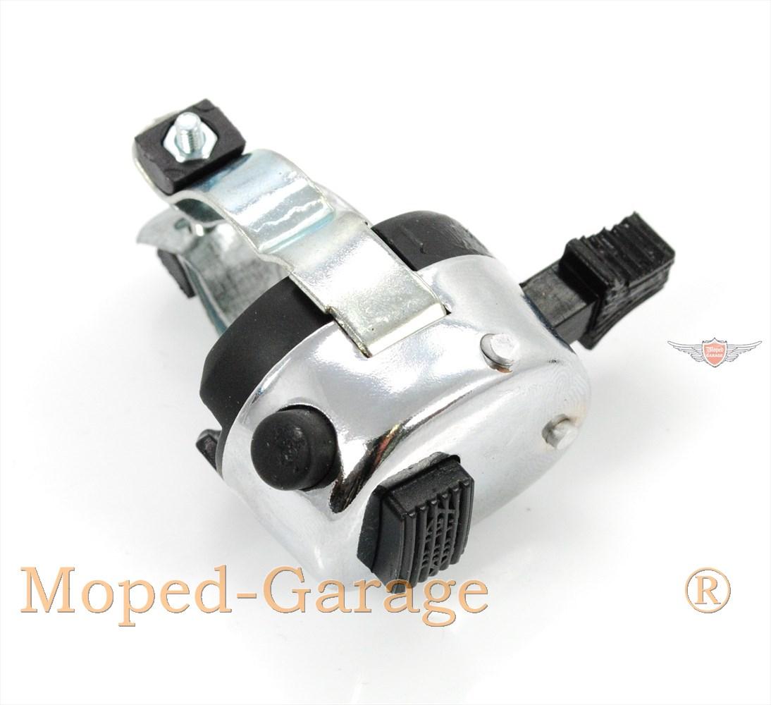 moped hercules mofa moped mokick chrom aus. Black Bedroom Furniture Sets. Home Design Ideas