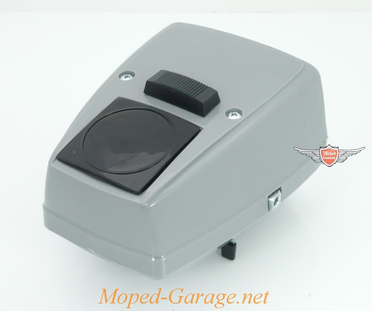 Moped Garage Net Mofa Moped Mokick Rechteck Scheinwerfer Grau Schalter Moped Teile Kaufen