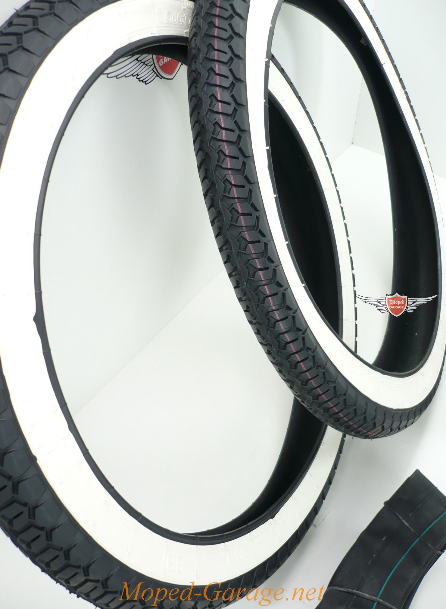 moped garelli mofa moped weisswand reifen. Black Bedroom Furniture Sets. Home Design Ideas