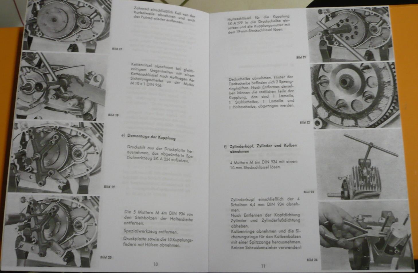 zündapp reparaturanleitung download