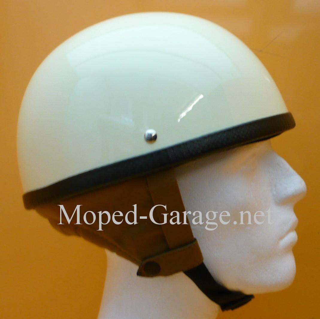 moped oldtimer halbschalen helm retro 50er. Black Bedroom Furniture Sets. Home Design Ideas