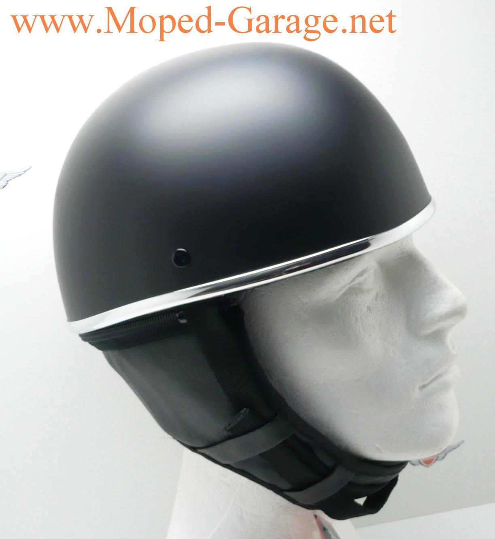 moped moped motorrad roller retro halbschalen. Black Bedroom Furniture Sets. Home Design Ideas