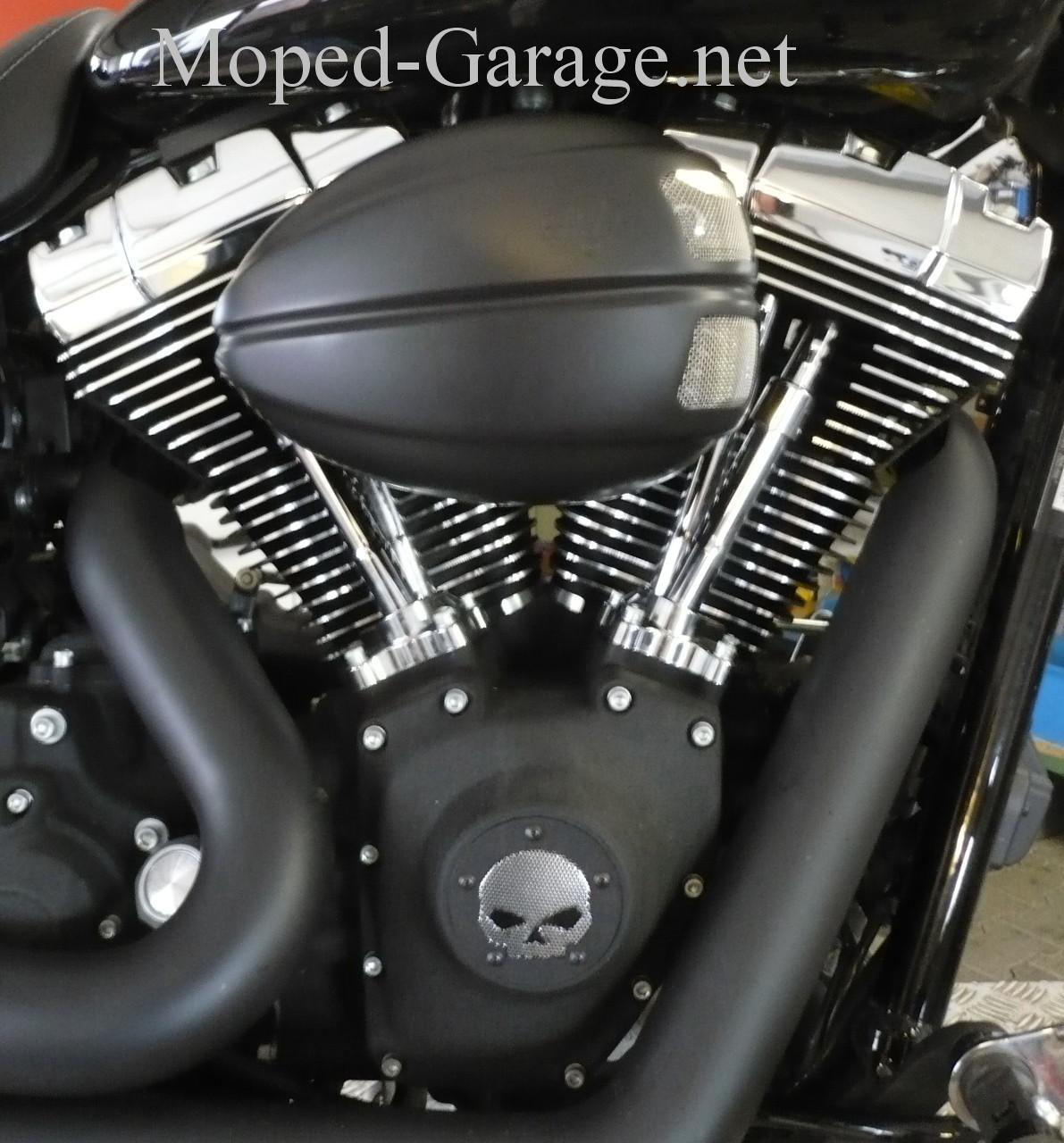 Harley Davidson V Rod Air Cleaner Top
